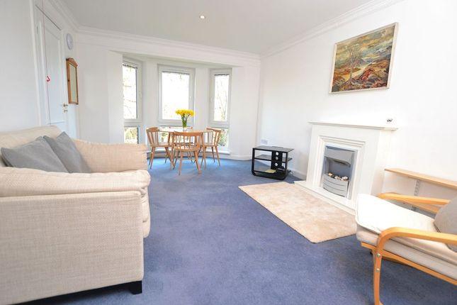 Thumbnail Flat to rent in Barnton Park View, Barnton, Edinburgh