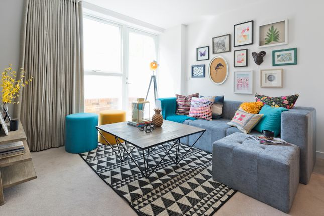 1 bed flat for sale in The Iron Works, Pomeroy Street, London