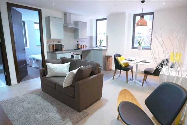 1 bed flat for sale in H Residence, 307 Walsall Road, Perry Barr B42