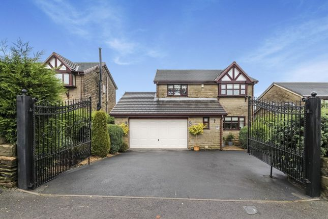 Thumbnail Detached house for sale in Burnley Road, Weir, Rossendale