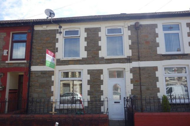 Terraced house to rent in Dyfodwg Street, Treorchy