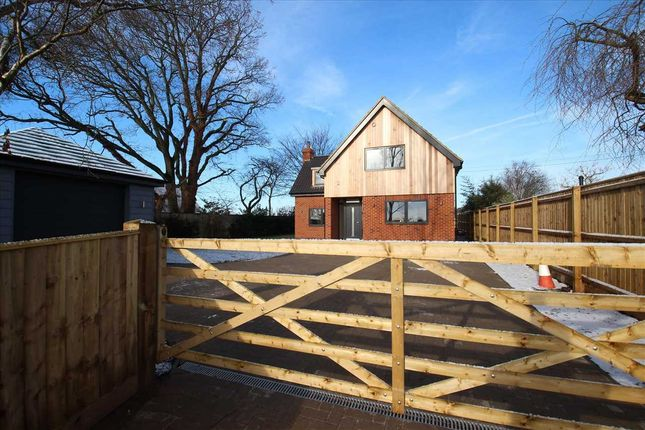Thumbnail Detached house for sale in Main Road, Woodbridge, Lower Hacheston