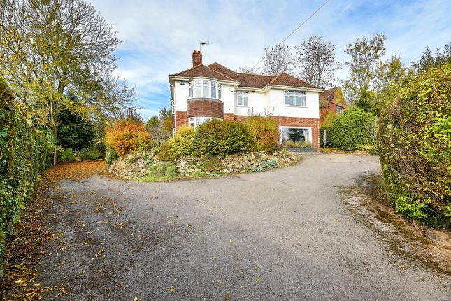 Thumbnail Detached house for sale in Lambourn, Hungerford
