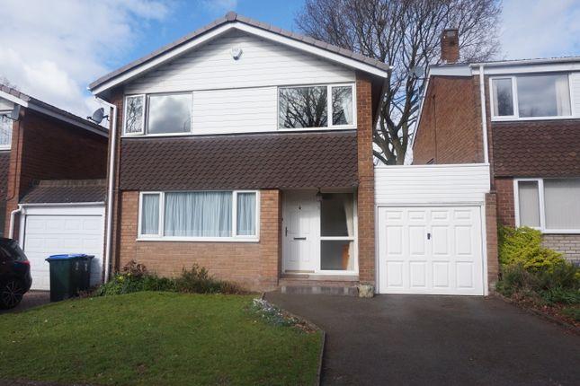 Thumbnail Link-detached house for sale in Garman Close, Great Barr, Birmingham