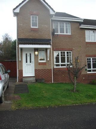 Thumbnail Semi-detached house to rent in Kilne Place, Eliburn, Livingston