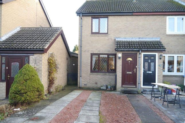 Thumbnail Detached house to rent in Ryehaugh, Ponteland, Newcastle Upon Tyne
