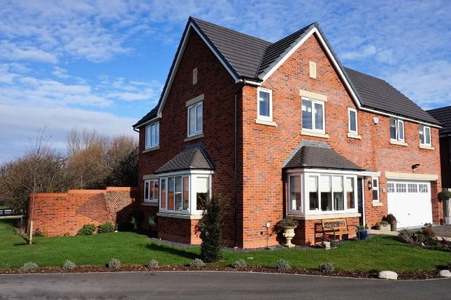 Thumbnail Detached house for sale in Stoney Grove, Wrea Green, Preston