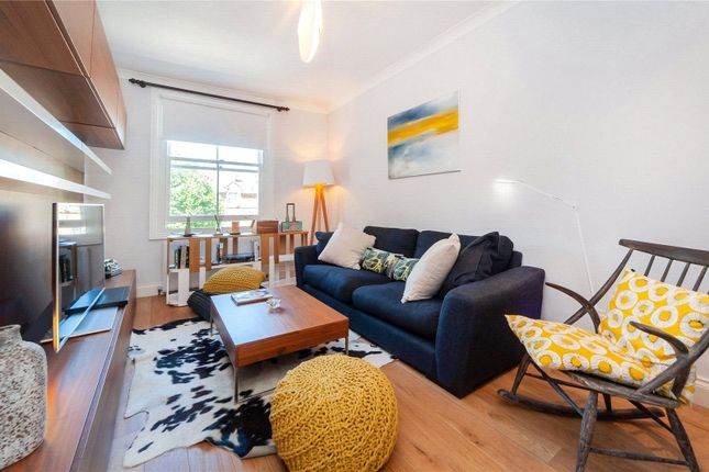 Thumbnail Flat to rent in Elgin Avenue, London