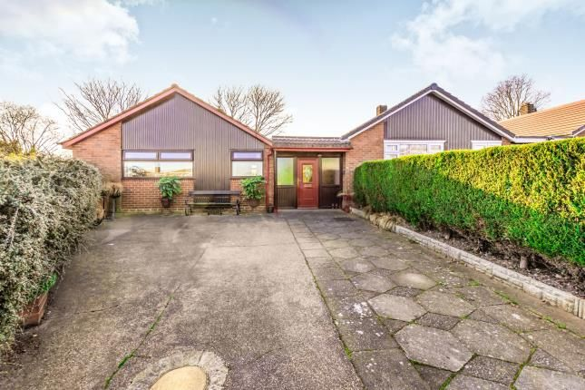Thumbnail Bungalow for sale in Burns Drive, Burntwood, Staffordshire