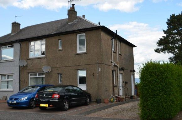 Thumbnail Flat to rent in Hawley Road, Falkirk