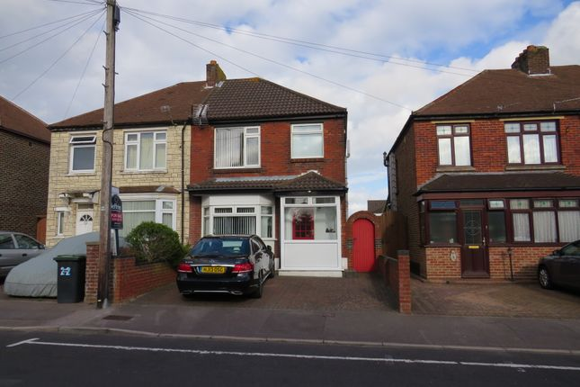 Thumbnail Semi Detached House For Sale In Fisgard Road Gosport