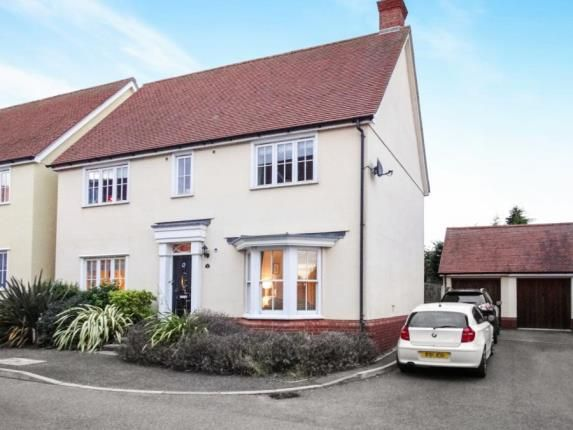 Thumbnail Detached house for sale in Great Totham, Maldon, Essex