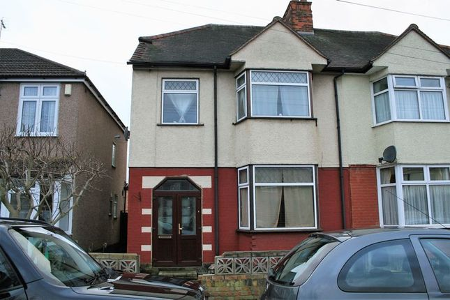Thumbnail Semi-detached house for sale in Rosedale Road, Romford