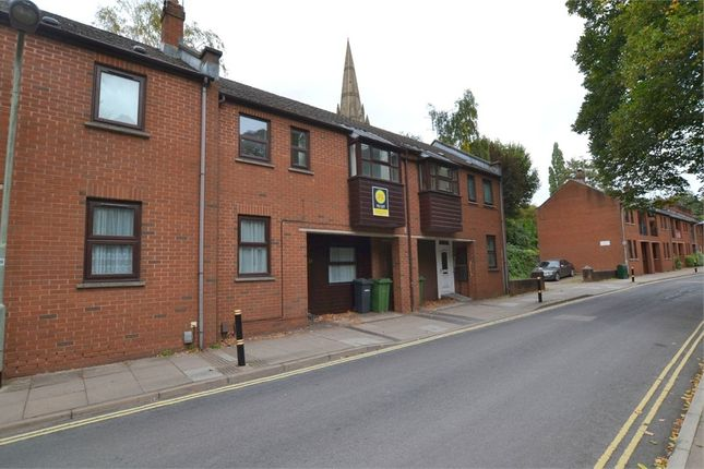 Thumbnail Terraced house to rent in Exe Street, Exeter, Devon