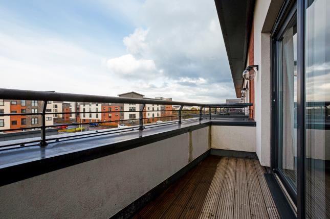 Balcony of Mulberry Square, Renfrew, Renfrewshire, . PA4
