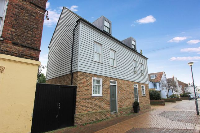 Thumbnail Semi-detached house for sale in Waverley Mews, Bexley, Whitstable
