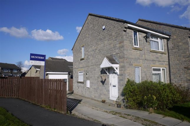 Thumbnail Semi-detached house to rent in Norwood Crescent, Stanningley, Pudsey