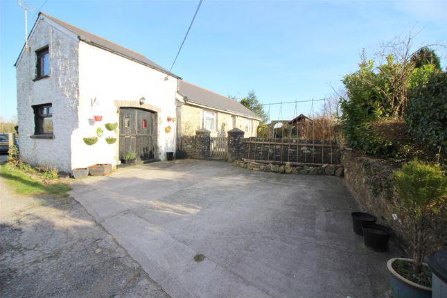 Thumbnail Detached bungalow for sale in Heol Simonston, Coity, Bridgend