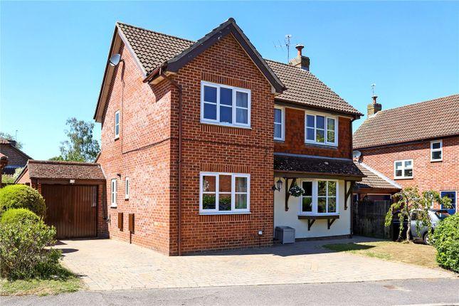 Thumbnail Detached house for sale in Bircholt Road, Liphook, Hampshire