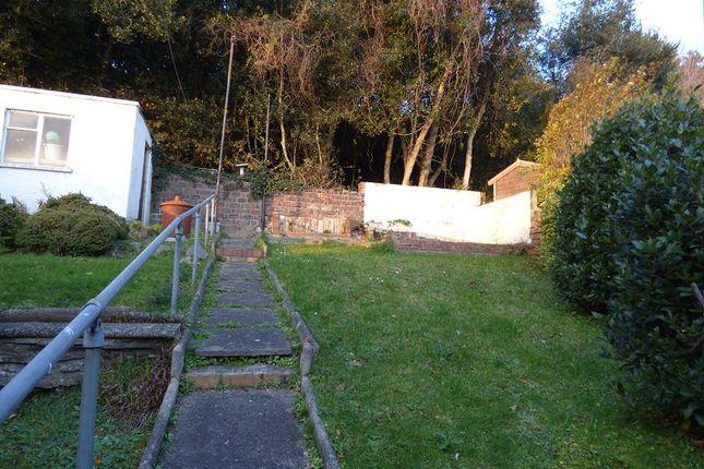 Rear Garden of 54 Park Drive, Skewen, Neath . SA10