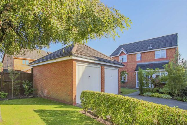 Thumbnail Detached house for sale in Lynton Road, Pendlebury, Swinton, Manchester