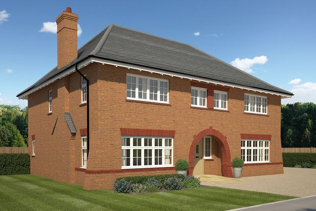 "Thumbnail Detached house for sale in ""Highgrove"" at Avon Industrial Estate, Butlers Leap, Rugby"