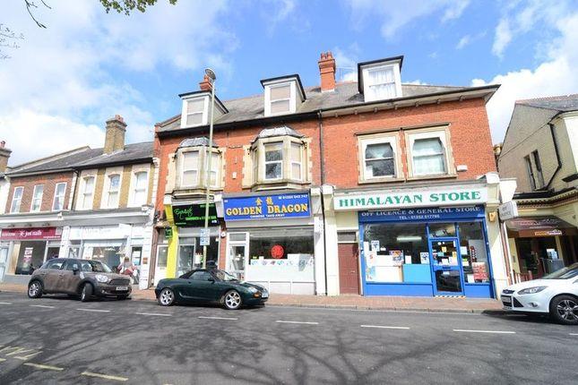 Thumbnail Property to rent in Lynchford Road, Farnborough