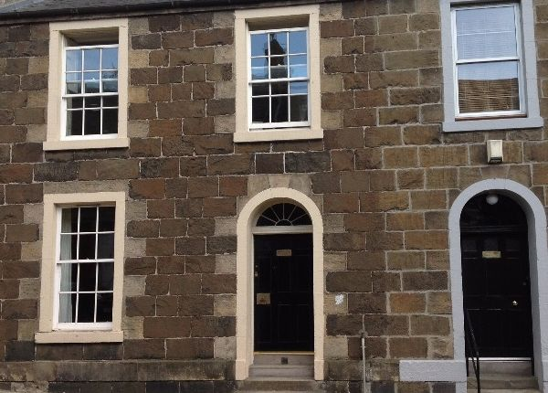 Thumbnail Terraced house to rent in Queen Street, Stirling, 1Hn