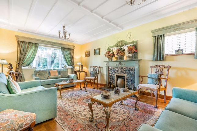 Thumbnail Detached house for sale in Lordsbury Field, Wallington