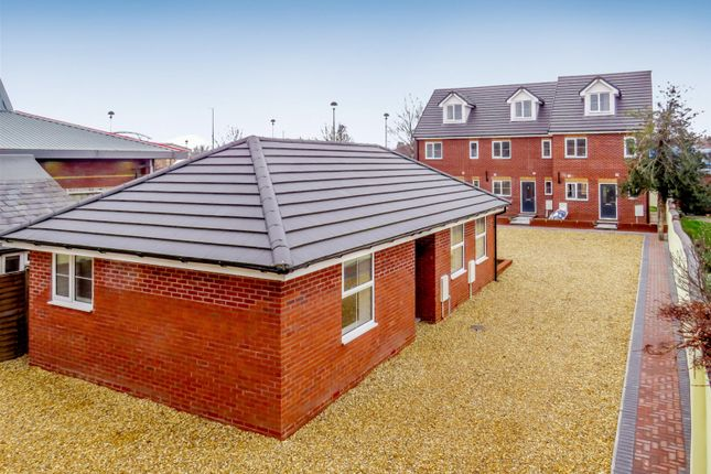 Thumbnail Detached bungalow for sale in Newstead Court, Newtown Road, Hereford