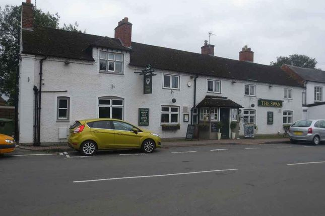 Thumbnail Restaurant/cafe for sale in Main Street, Newbold Verdon, Leicester