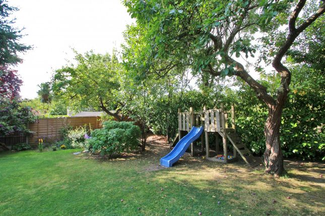 Garden Play Area of Red Lane, Oxted RH8