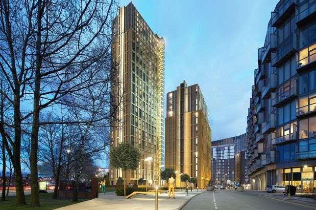 Thumbnail Flat for sale in Greengate, Manchester