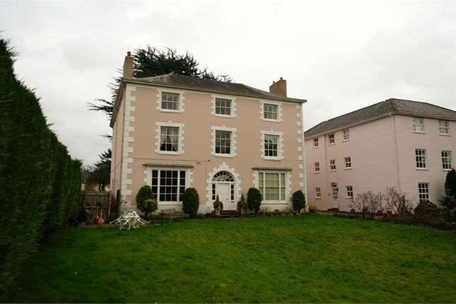 Thumbnail Flat for sale in The Lawns, New Market Street, Usk, Monmouthshire