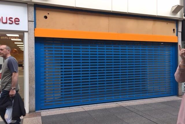 Retail premises to let in The Rhiw Shopping Centre, Bridgend
