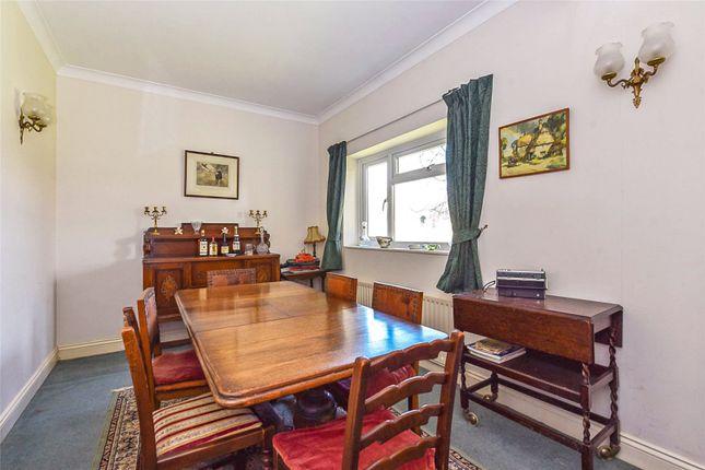 Dining Room of Sefton Lane, Warningcamp, Arundel, West Sussex BN18