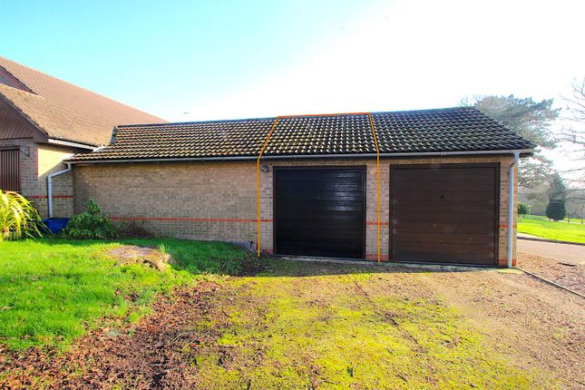 Garage of Meadow View, Botcheston, Leicester LE9