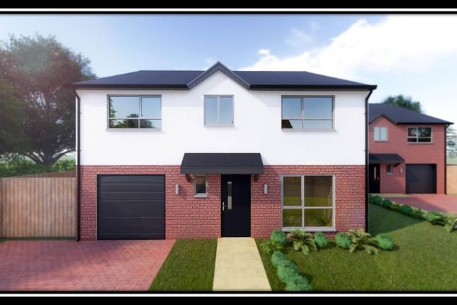 Thumbnail Detached house for sale in Plot 13 Spire View, Whittlesey, Peterborough