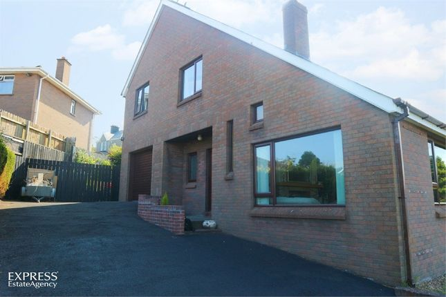 Thumbnail Detached house for sale in Casements View, Larne, County Antrim