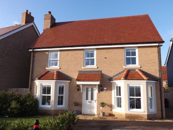 Thumbnail Detached house for sale in Tallis Lane, Biggleswade, Bedfordshire