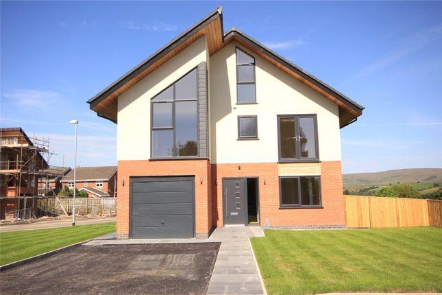 Thumbnail Detached house for sale in Plot 1 Lambs Fold, Holland Street, Littleborough, Rochdale