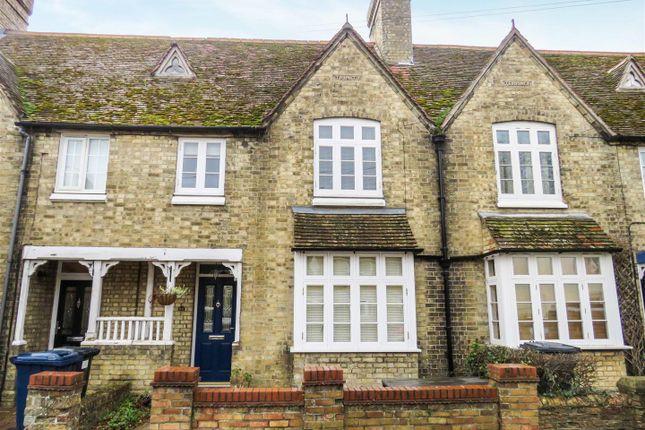 Thumbnail Terraced house to rent in High Street, Somersham, Huntingdon