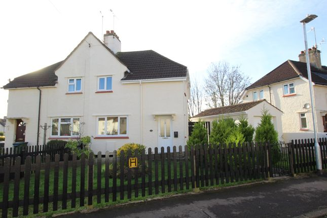 3 bed semi-detached house to rent in Canterbury Street, Chippenham SN14