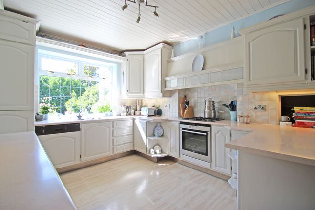 Thumbnail Detached house for sale in Manor Park Close, Plympton, Plymouth