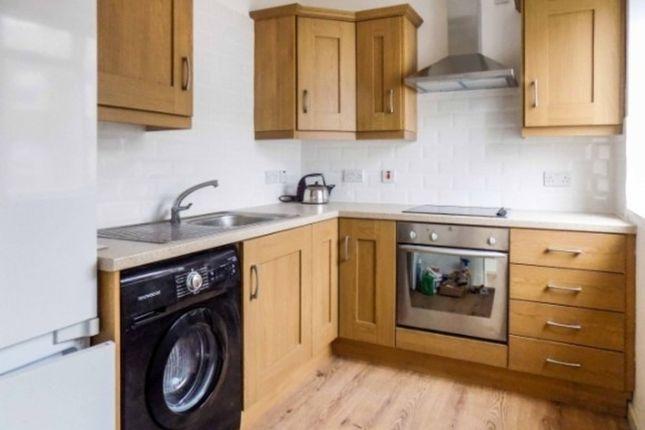 Thumbnail 2 bed flat to rent in Railway Street, Lisburn