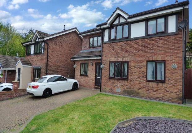 Thumbnail Detached house for sale in Ash Meadow, Lea, Preston