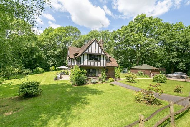 Thumbnail Detached house for sale in Hammerwood, East Grinstead, East Sussex