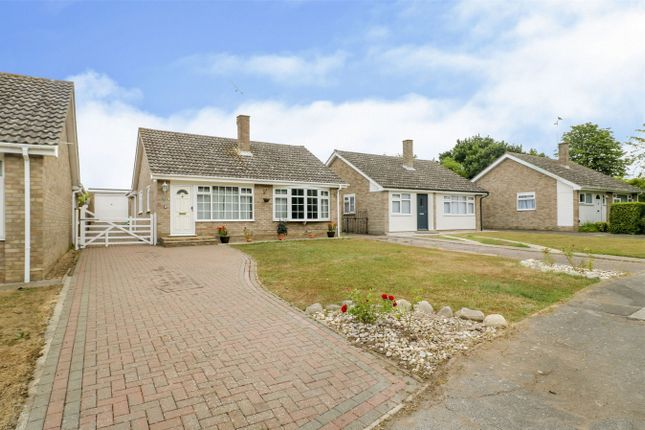 Thumbnail Detached bungalow for sale in Springhill Close, Great Bromley, Colchester, Essex