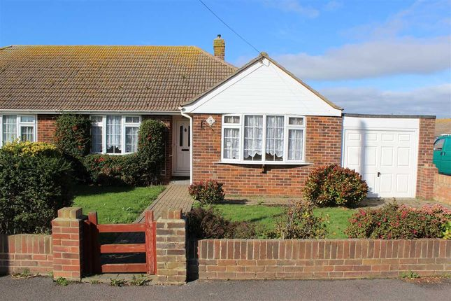 Thumbnail Bungalow for sale in Seaview Road, Peacehaven