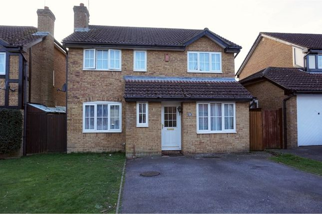 Thumbnail Detached house for sale in Templecombe Road, Bishopstoke